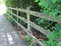 Fence Highbury Park
