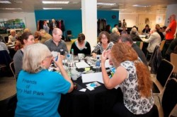 Heritage Speed Dating Table